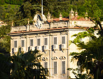 Grand Hotel Temezzo, Lake Como Stock Photos