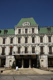 Grand Hotel Traian in Iasi (Romania) Royalty Free Stock Photos