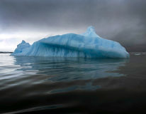 Grand iceberg Photo libre de droits