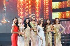 Grand International 2015 Stock Photo