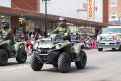 Grand International Parade stock photos