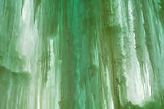 Grand Island Ice Cave Royalty Free Stock Photo