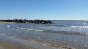 Grand Isle Beach. Grand Isle in February for Mardi Gras