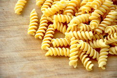 Grand Italien Fusilli images libres de droits