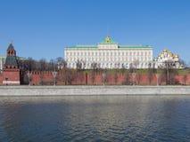 Grand Kremlin Palace Royalty Free Stock Images