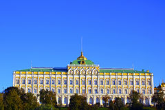 Grand Kremlin Palace of Moscow Kremlin Stock Image