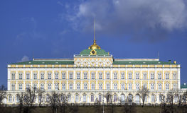 Grand Kremlin Palace. Stock Photo