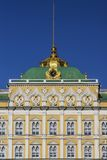 Grand Kremlin Palace, Moscow, Russia Stock Photo