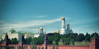 The Grand Kremlin Palace Royalty Free Stock Image