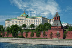 The Grand Kremlin Palace Royalty Free Stock Images