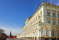 Grand Kremlin Palace Stock Photos