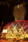 Grand Lisboa Stock Photography