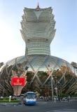 Grand Lisboa in Macau Royalty Free Stock Photo