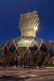Grand Lisboa Macau Stock Image