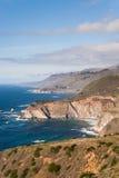 Grand littoral de Sur Image libre de droits
