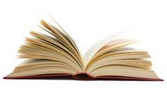 Grand livre ouvert Photo libre de droits