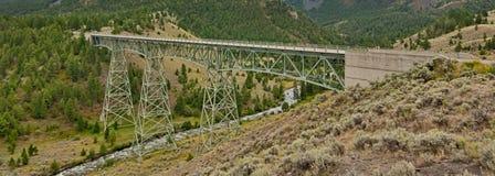 Grand Loop Trestle Bridge Stock Photos