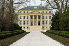 Grand Mansion in France Royalty Free Stock Image