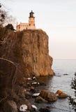 Grand Marais Light Lake Superior Cook County Minnesota USA Stock Photos