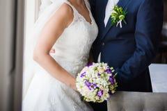 grand mariage de bouquet Images stock