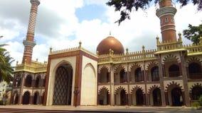 Grand masjid de mosquée à Bangalore photographie stock libre de droits