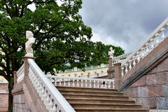 Grand Menshikov palace in  Oranienbaum , Lomonosov, Royalty Free Stock Photography