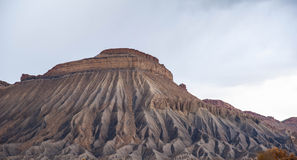 Grand Mesa. Perched above Grand Junction Colorado stock photography