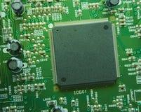 Grand microcircuit Image libre de droits