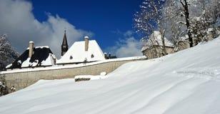 Grand monastère Chartreuse de La, France Images libres de droits