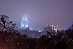 Grand monastère de Kievo-pecherskaya Images stock