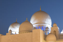 Grand Mosque Royalty Free Stock Photos