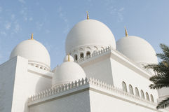 Free Grand Mosque Stock Photography - 18768852