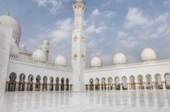 Grand Mosque Royalty Free Stock Photography