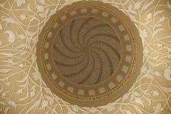 Grand mosque abu dhabi Stock Image
