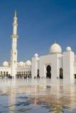 Grand Mosque Abu Dhabi Royalty Free Stock Image