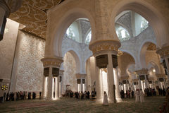 Grand Mosque Stock Images