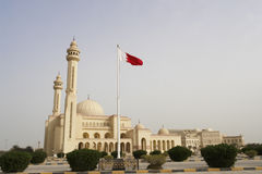 Grand Mosque in Bahrain Stock Photos