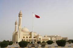 Grand Mosque in Bahrain stock photos