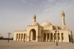 Grand Mosque in Bahrain stock images