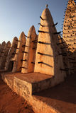 Grand mosque in Burkina Faso. Bobo Dioulasso, Africa stock image