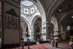 Grand Mosque in Bursa, Turkey Stock Photography
