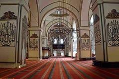 Grand Mosque. In Bursa,Turkey Stock Image