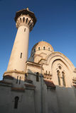 Grand mosque of Constanta, Romania Royalty Free Stock Photography