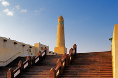 The Grand Mosque of Doha, Qatar Stock Photography
