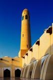 The Grand Mosque of Doha, Qatar Stock Image