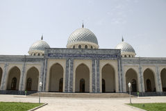 Grand mosque Hazrati Imom Royalty Free Stock Photography