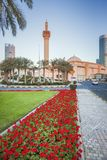 Grand Mosque in Kuwait City stock photo