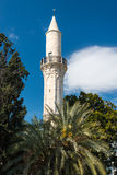 The Grand Mosque in Larnaca Cyprus royalty free stock images