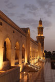 Grand Mosque in Muscat Stock Photography