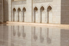 Grand Mosque in Muscat Stock Photos